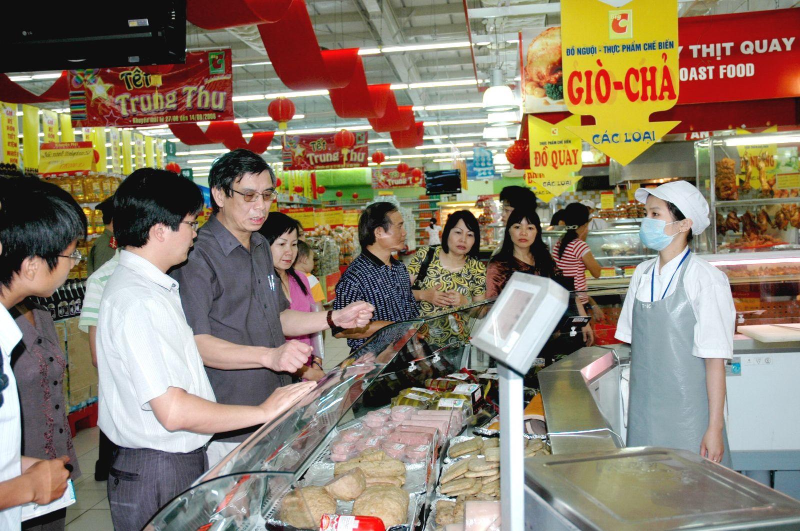 Không có giấy phép vệ sinh an toàn thực phẩm sẽ bị xử phạt thế nào?