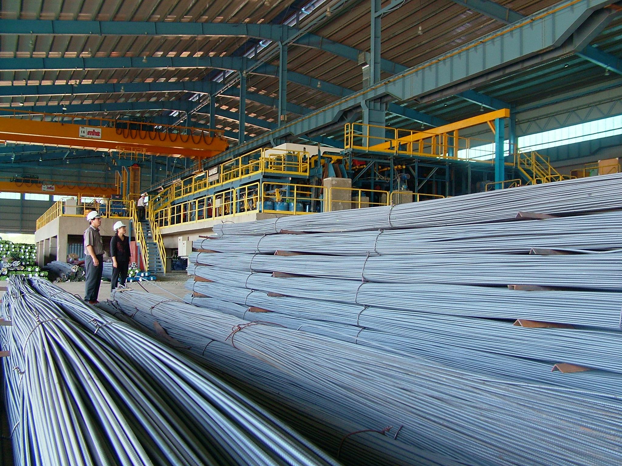 Hỗ trợ làm giấy chứng nhận chất lượng thép sản xuất nhanh chóng
