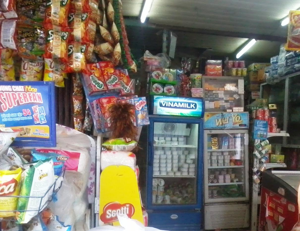 Cần những loại giấy phép nào để có thể mở cửa hàng tạp hóa