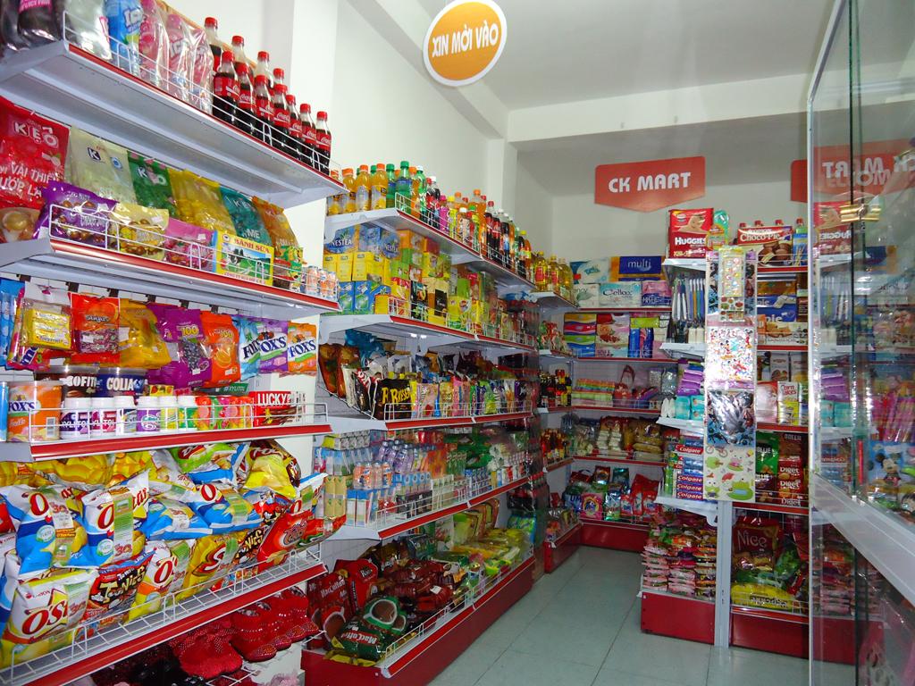 Hỏi về đăng ký mã ngành cho cửa hàng kinh doanh đồ trẻ em