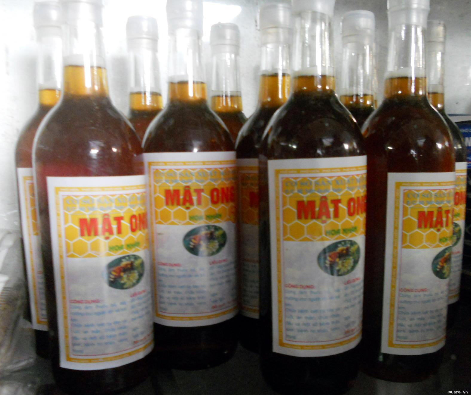 Hỏi về việc đăng ký kinh doanh và dán nhãn cho sản phẩm mật ong